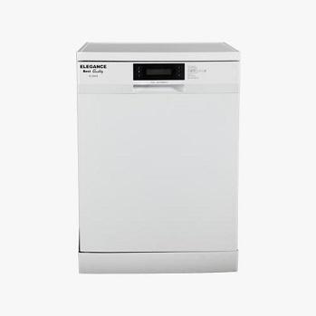 ماشین ظرفشویی الگانس 14 نفره سفید مدل EL9004