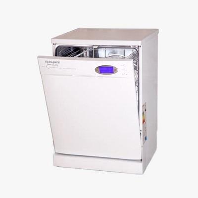 ماشین ظرفشویی 12 نفره الگانس سفید مدل EL9002
