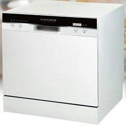 ماشین ظرفشویی 8 نفره الگانس مدل WQP8-3802B