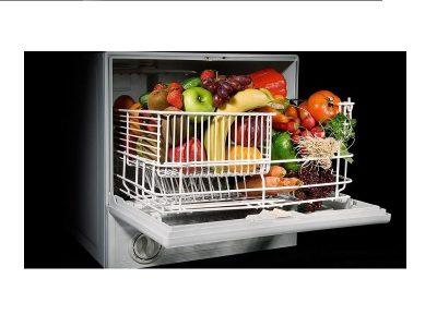 میوه را با ماشین ظرفشویی بشویید