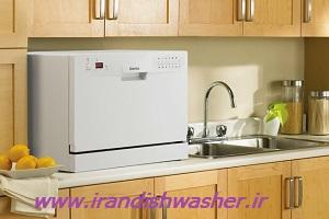قیمت بهترین ماشین ظرفشویی رومیزی