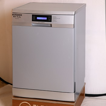 ماشین ظرفشویی الگانس سیلور EL9004