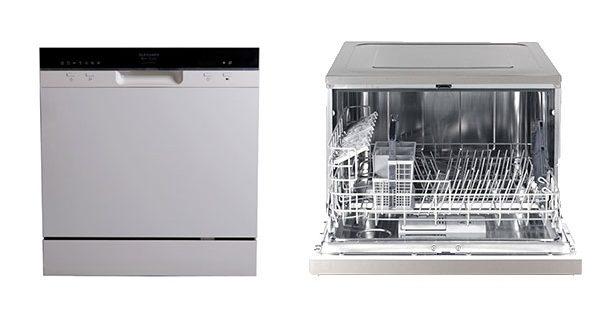 خرید ترین ماشین ظرفشویی رومیزی